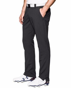 Under Armour AG Match Play Tapered Pant - Zwart