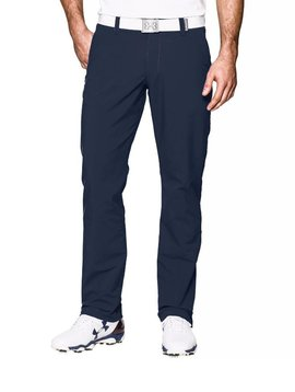 Under Armour AG Match Play Tapered Pant - Blauw