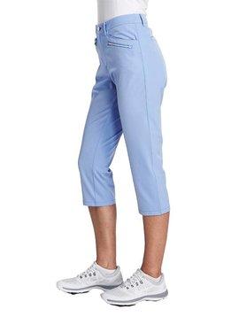 Rohnisch Comfort Stretch Capri - Licht Blauw