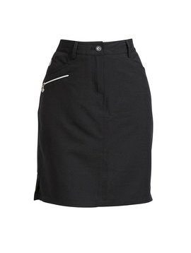 BackTee Performance Skort - Zwart