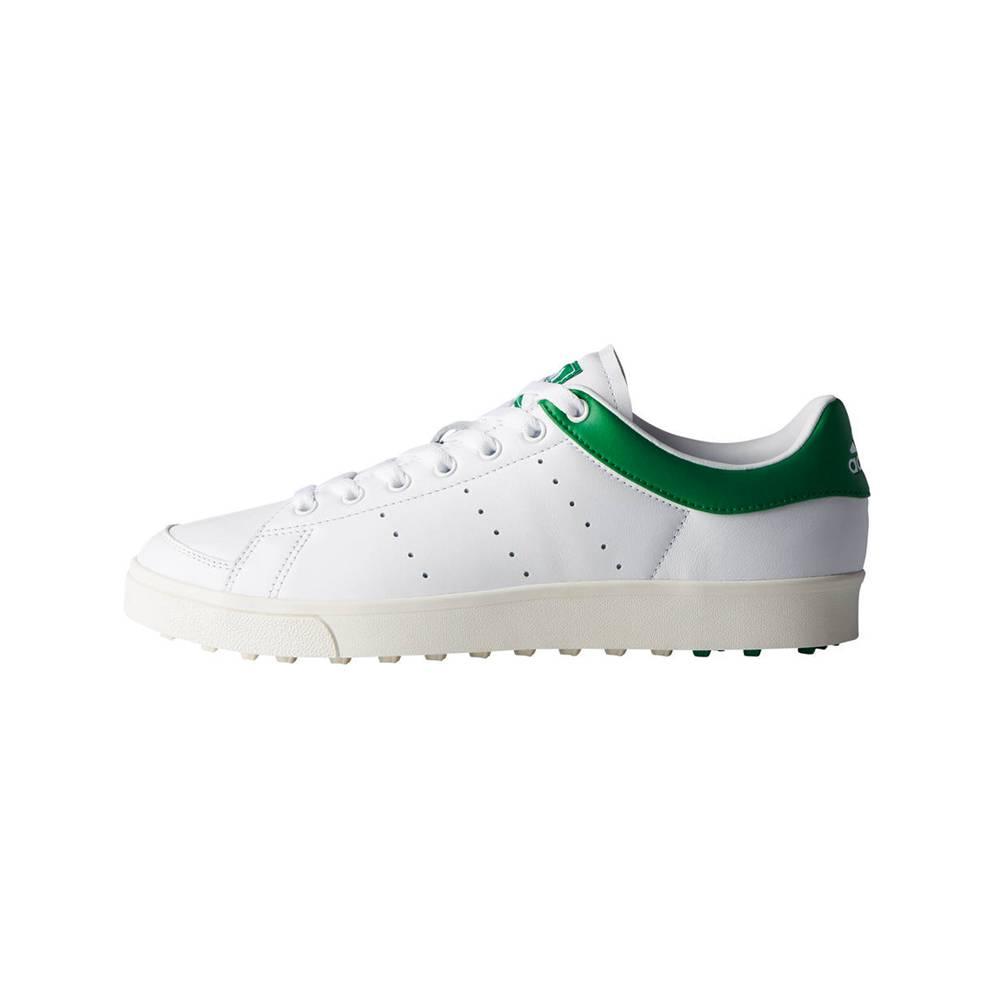 meet 3abf0 ff0a1 Chaussures De Golf Adidas Pour Les Hommes Blancs Adicross Classique HJ3C6D1