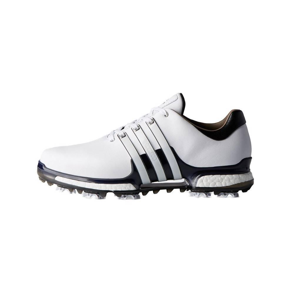 Chaussures De Golf Adidas Tour 360 2.0 Hommes Noirs 8x3M7I