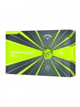 Callaway Superhot Bold golfballen 15 -ball pack - Matt Geel