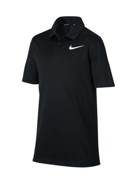 Nike Boys Dry Victory Polo - Zwart