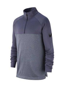 Nike Boys Therma Golf Top - Grijs/Grijs