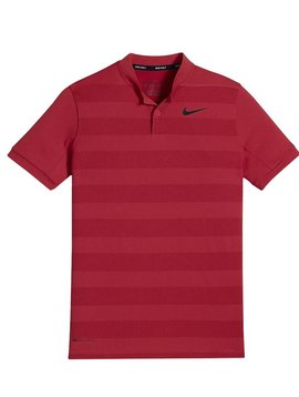 Nike Boys Zonal Cooling Polo - Tropical Pink