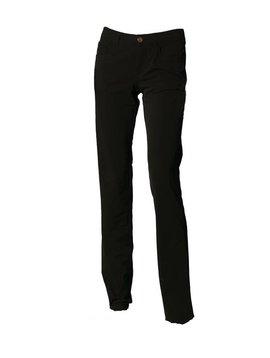 Alberto Anja 3xDry Dames broek - Zwart