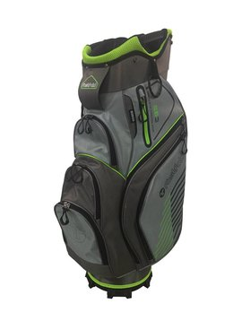 FastFold C95 Trolley tas - Grijs/Lime