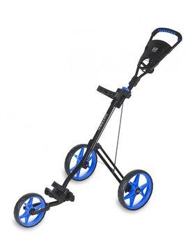 Datrek PC-500 3-wiel trolley - Zwart/Blauw
