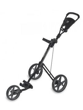 Datrek PC-500 3-wiel trolley - Zwart/Grijs