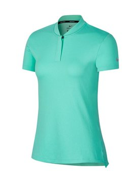Nike Dames Dry-Fit Polo - Mint