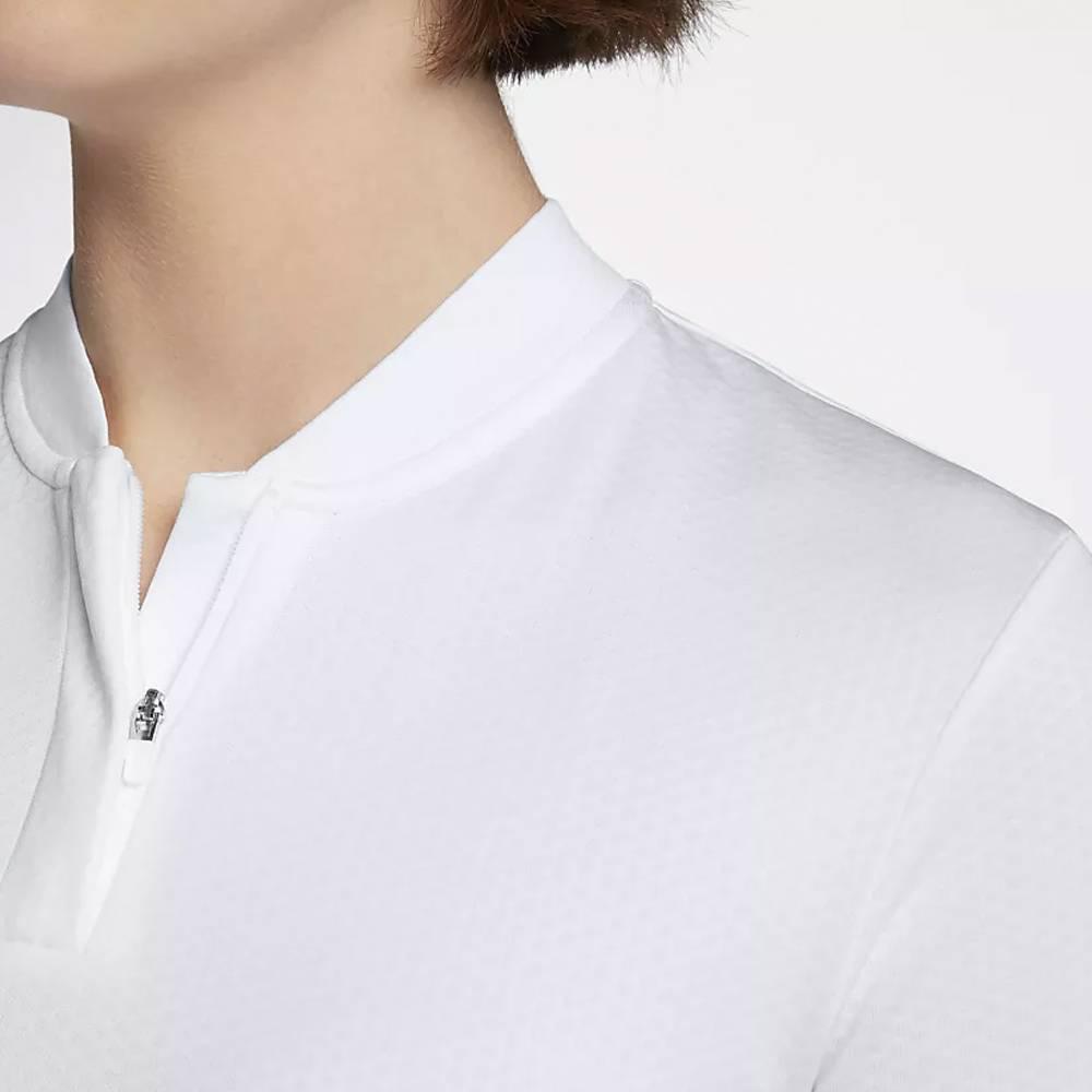 Nike Dames Dri-FIT Polo - Wit