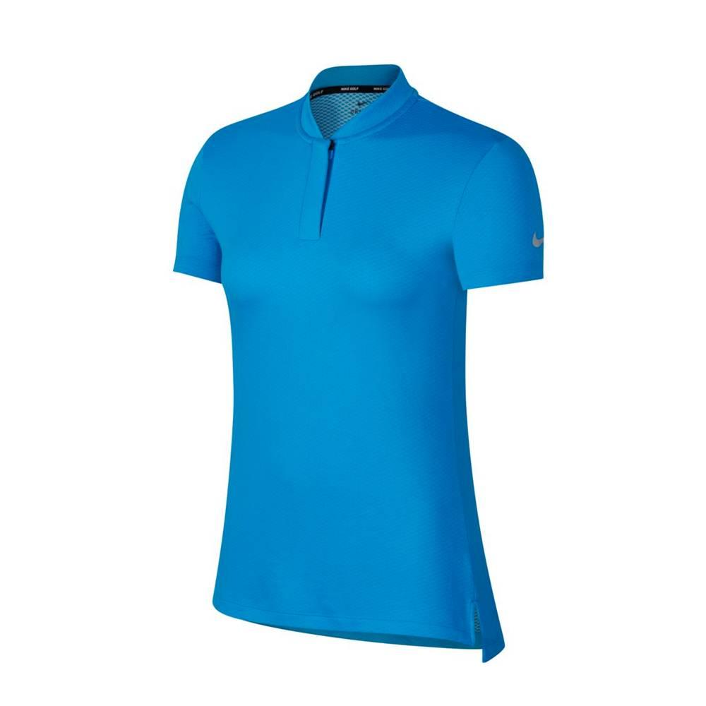 Nike Dames Dri-FIT Polo - Blauw