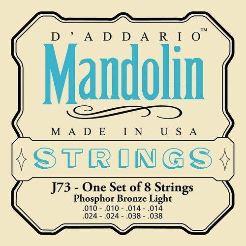 Mandoline Snaren
