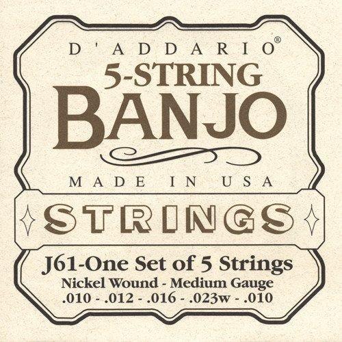 Banjo Snaren