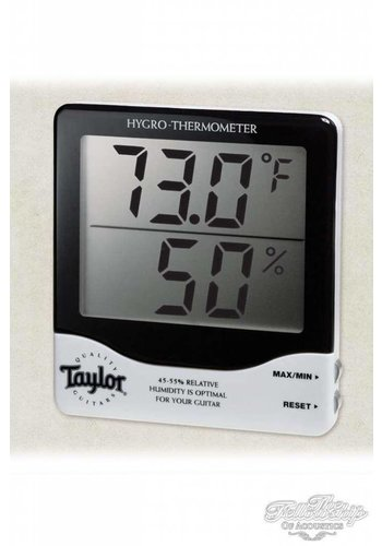 Taylor Taylor Big Digit Hygrometer Thermometer