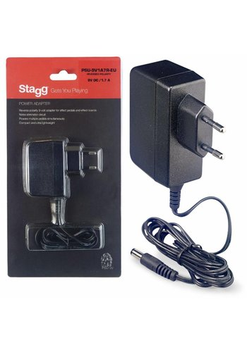 Stagg Stagg 9V 1,7A Power Supply DC
