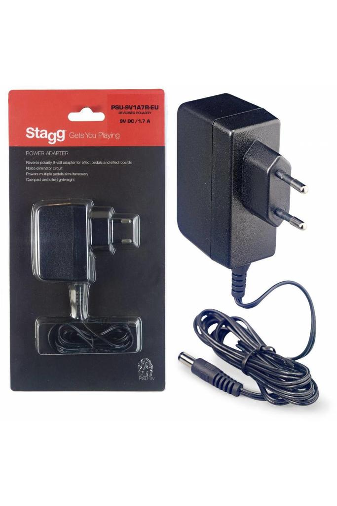 Stagg 9V 1,7A Power Supply DC