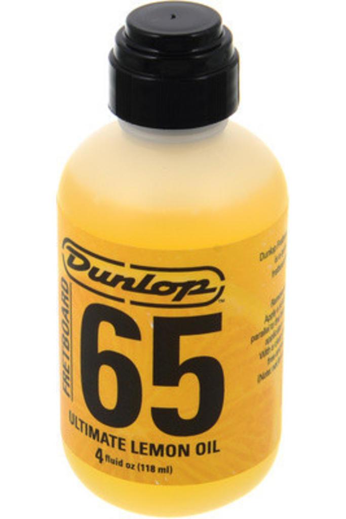 Dunlop 65. Lemon Fretboard Oil