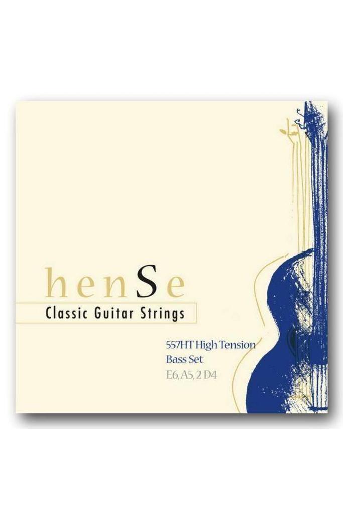 Hense 557HT Bass Set, High Tension