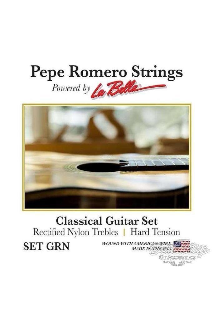 Pepe Romero Set GRN Hard Tension