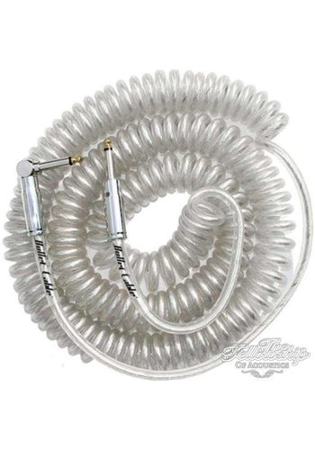 Bullet Cable Bullet Cable 9M Coil Clear BC-30CCC Straight - Angled