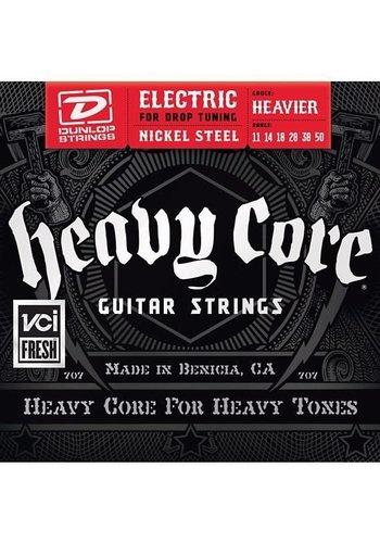 Dunlop Jim Dunlop Heavy Core Electric Guitar Strings - Heavier Gauge