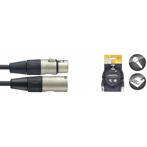 Stagg Stagg NMC3R 3M Microphone Cable