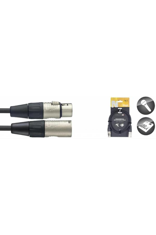 Stagg NMC10R 10M Microphone Cable