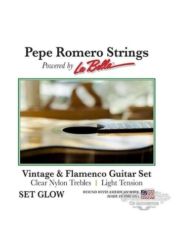 Pepe Romero Pepe Romero Set Glow Light Tension