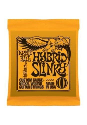 Ernie Ball Ernie Ball Hybrid Slinky snaren