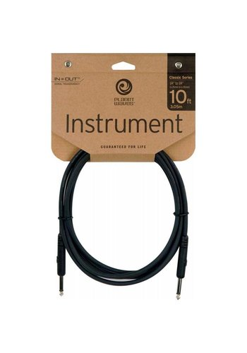 Planet Waves Planet Waves Classic series Instrument kabel 3,05m