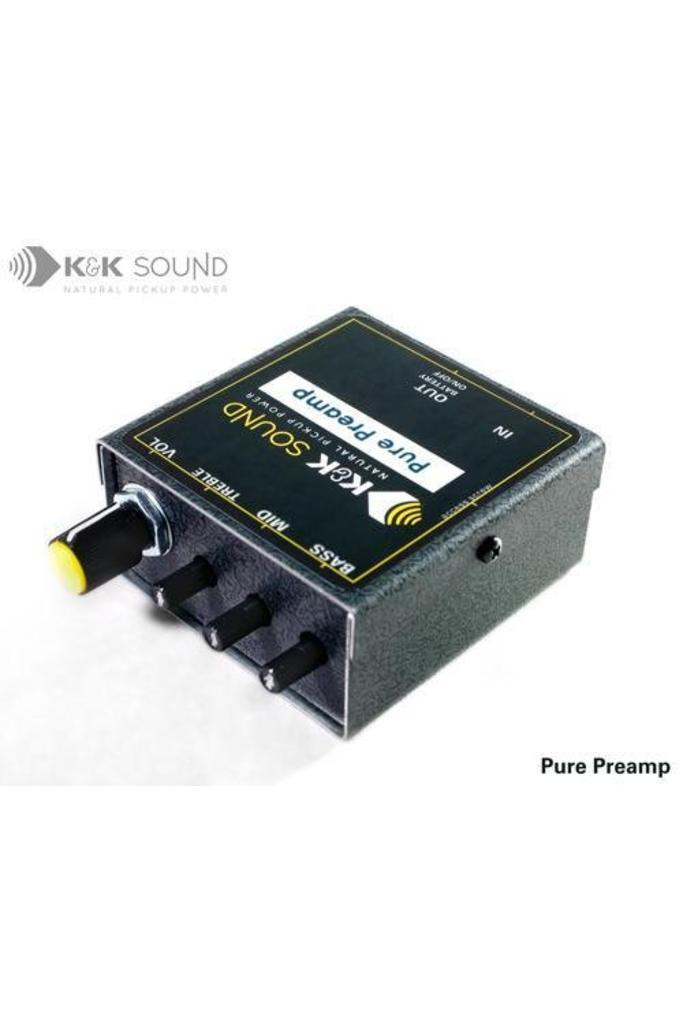 K&K Pure Pre-amp
