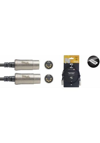 Stagg Stagg NMD1R 1M Midi Cable