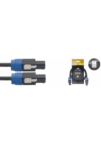 Stagg Stagg NSP1 1,5M Speakon - Speakon Cable