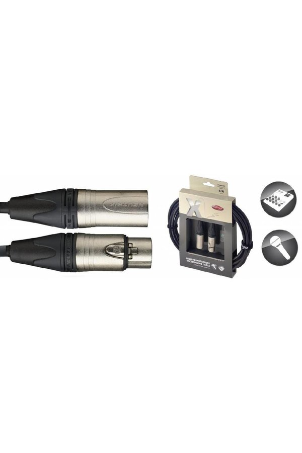 Stagg XMC6XX 6M Microphone Cable