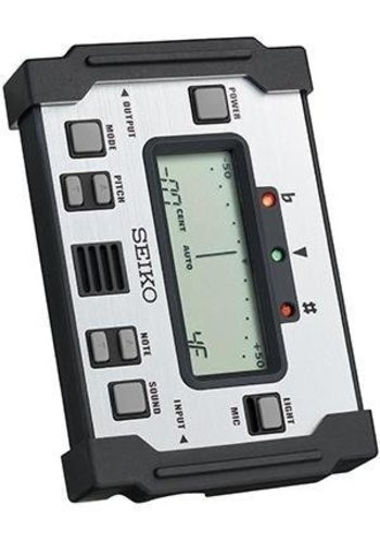 Seiko Seiko SAT800 Durable Chromatic Tuner