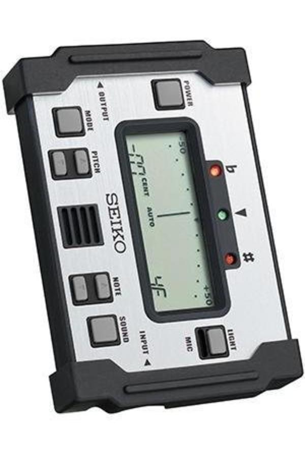 Seiko SAT800 Duurzaam Chromatisch Stemapparaat