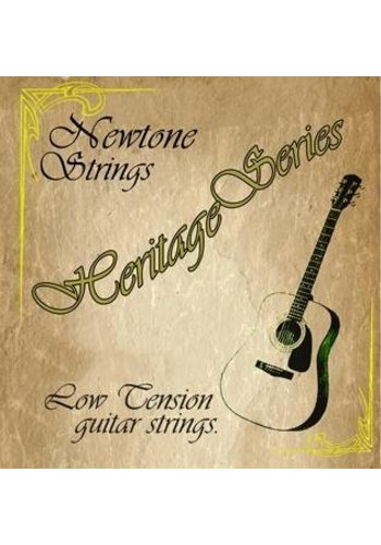 Newtone strings Newtone Heritage Series Akoestische Gitaarsnaren, -.012-.051