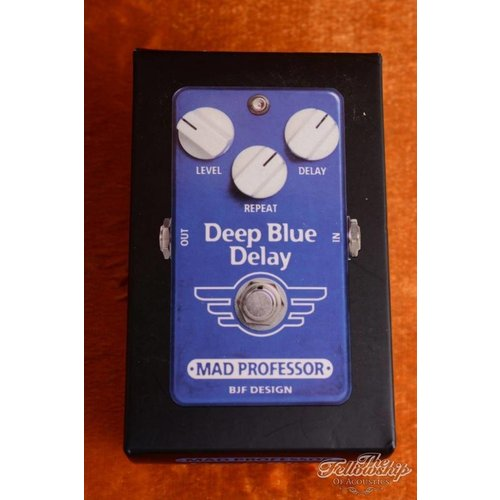 Mad Professor Mad Professor Deep Blue Delay Pre-Loved