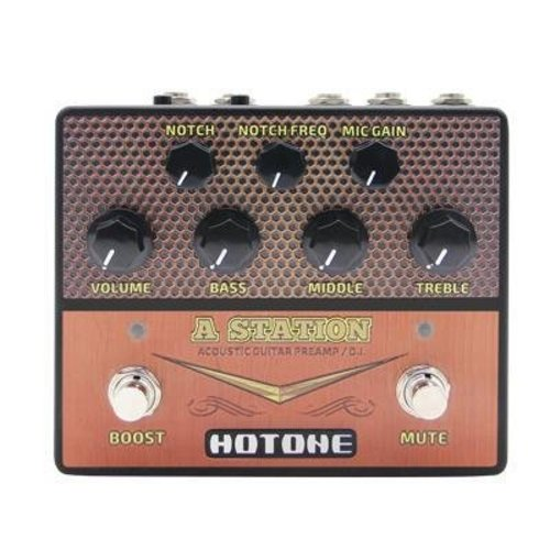 HoTone Hotone A Station Acoustic Guitar Amp DI