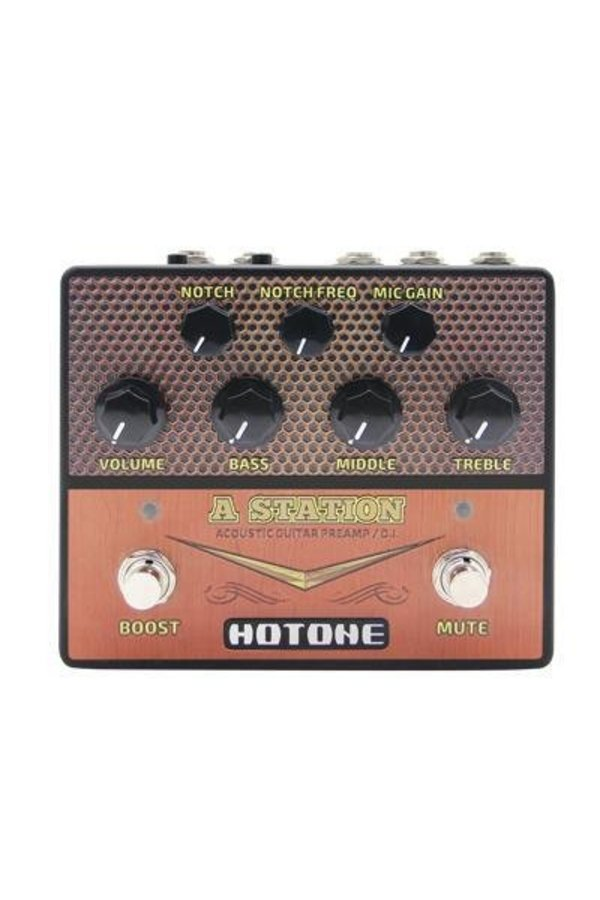 Hotone A Station Acoustic Guitar Amp DI