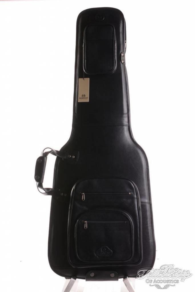 Harvest Gigbag Buffalo Nappa Leather for Electric Guitar