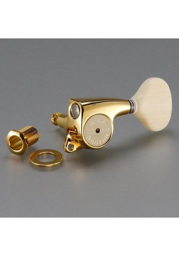 Gotoh Gotoh SGL510Z Gold 1:21 Ivoroid Buttons