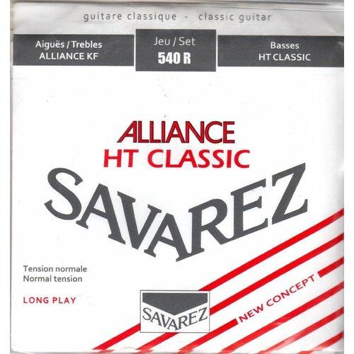 Savarez Savarez 540R Normal Tension Nylon Snaren