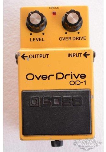 Boss Boss OD-1 Overdrive 1985
