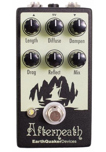EarthQuaker Devices Earthquaker Devices Afterneath V2 Reverb