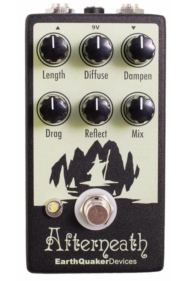 Earthquaker Devices Afterneath V2 Reverb