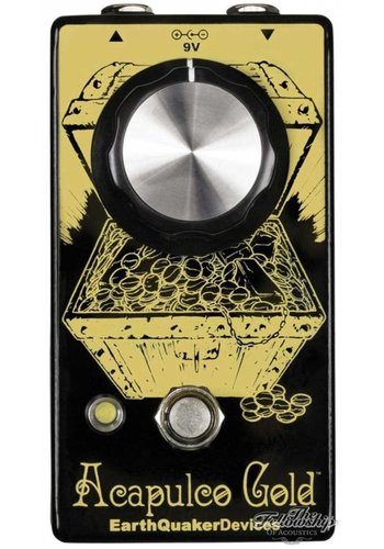 EarthQuaker Devices EarthQuaker Devices Acapulco Gold Distortion