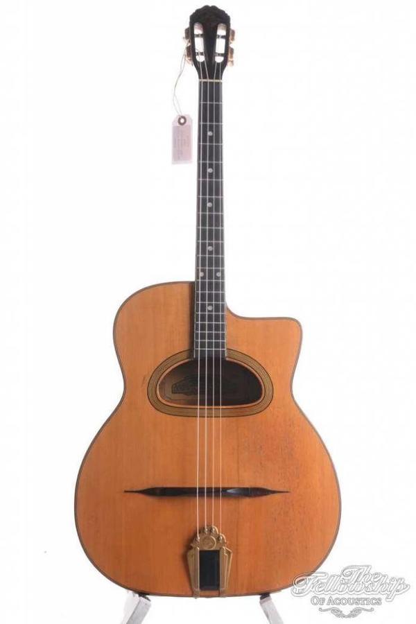 Selmer Eddie Freeman Special Tenor Gypsy guitar (1935)